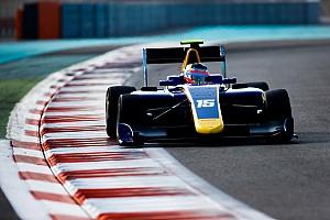 GP3 Crónica de test Habsburg cerró adelante los ensayos de la GP3