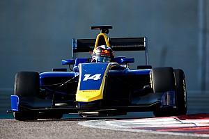 GP3 Отчет о тестах Кари стал быстрейшим во второй день тестов GP3