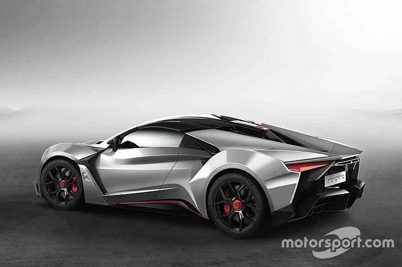El gran regreso del W Motors Fenyr SuperSport