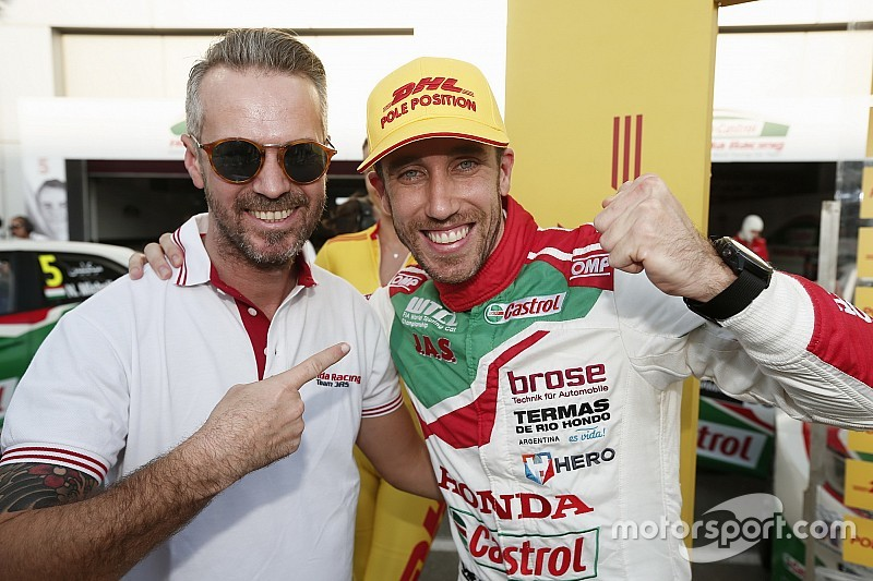 WTCR 2018: Tiago Monteiro und Esteban Guerrieri fahren Honda