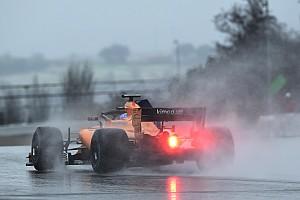 Formula 1 Test raporu Barcelona testleri 3. gün - Yağmurlu/karlı günün lideri Alonso!