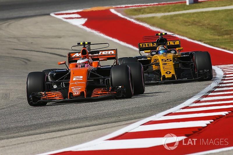 """McLaren deal puts """"positive pressure"""" on Renault - Prost"""