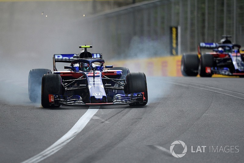 "Gasly: Hartley near miss ""scariest moment of my career"""