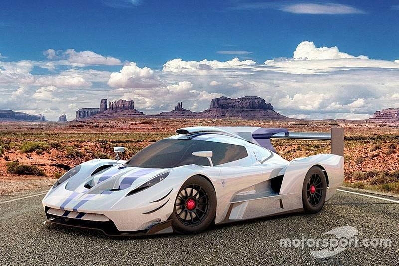 La Scuderia Cameron Glickenhaus sogna Le Mans con la SGC 007 LMP1
