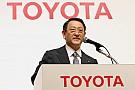 WEC L'omaggio del presidente Toyota alla Porsche