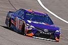 NASCAR Cup Hamlin lidera la segunda práctica en Homestead y Suárez en 11°