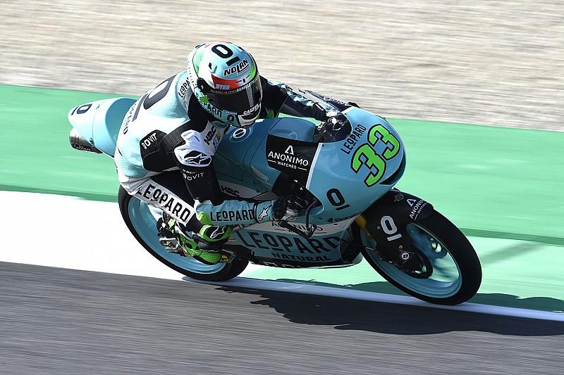 Moto3 Catalunya: Bastianini pole, Martin grid kedua