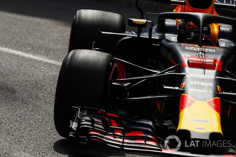Monaco, Libere 3: le Red Bull davanti, ma Verstappen sfascia la RB14!