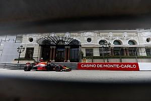 Los Red Bull, candidatos a todo en Mónaco tras los libres 2