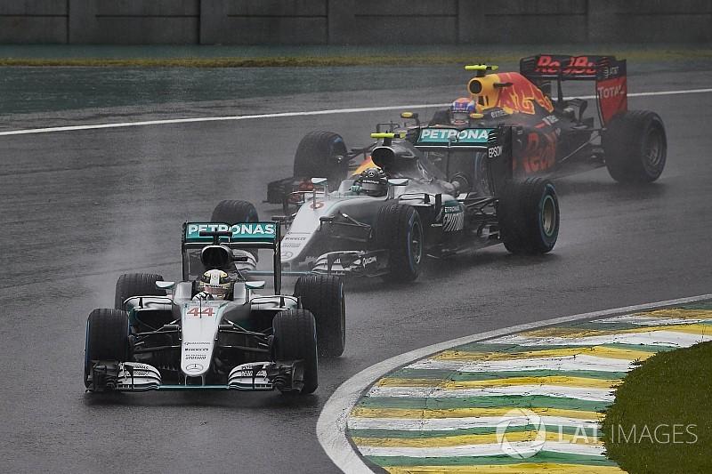 Organização do GP do Brasil melhora drenagem da pista