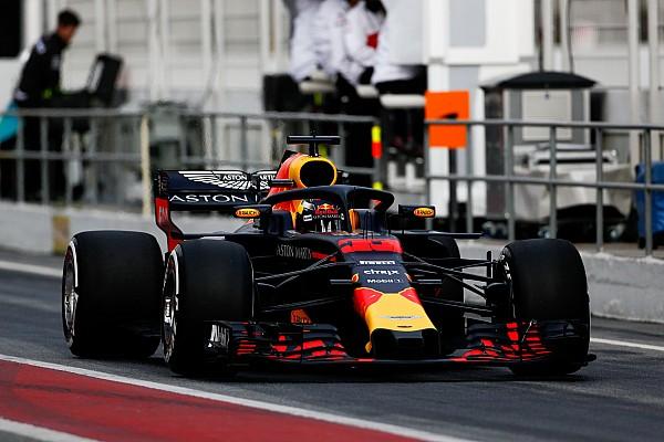Hamilton verwacht dat Red Bull snelste team is in Melbourne