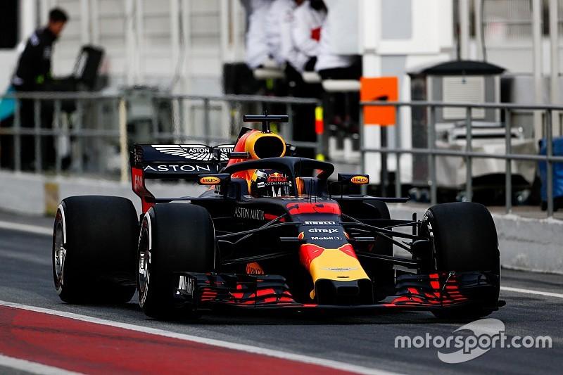 Hamilton: Atualizações podem colocar Red Bull no topo