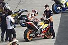 Márquez: No teste de Jerez, demos um passo, aqui confirmamos