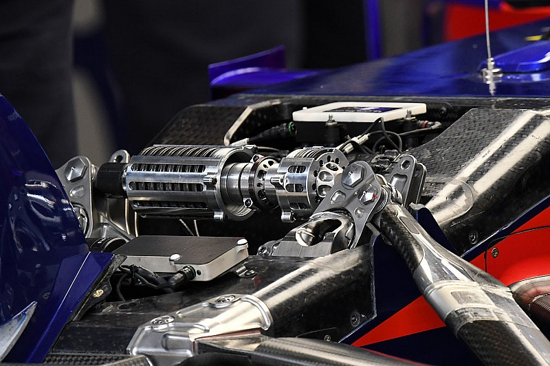 Formel-1-Technik: Detailfotos beim GP China in Schanghai