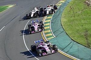 Перес: Force India найповільніша у середній групі