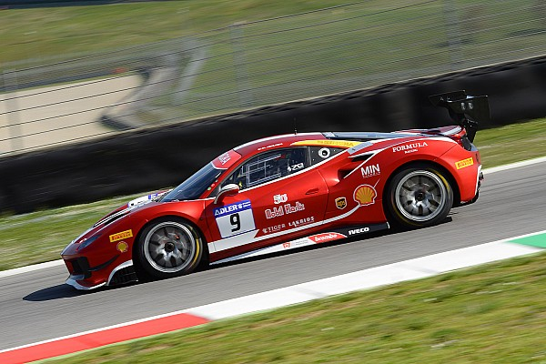 Ferrari Gara Ferrari Challenge Europa: bis per Nielsen e Prinoth. Gioia Danis e Cuhadaroglu