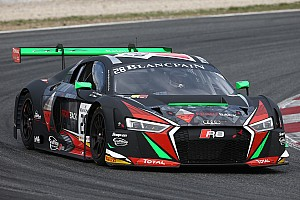 Blancpain Sprint Breaking news Stevens stays with WRT for dual Blancpain campaign