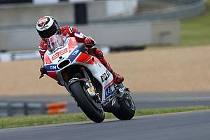 MotoGP Noticias de última hora Arrancan los test de Montmeló con los nuevos Michelin