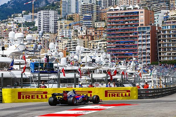 Formule 1 Special feature GP van Monaco: 25 schitterende foto's van donderdag