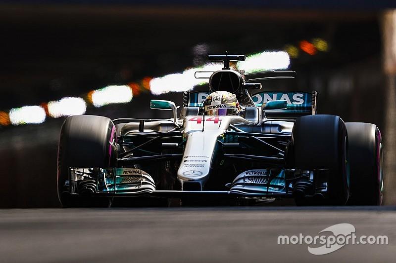 Mercedes culpa a la puesta a punto por los problemas de Hamilton