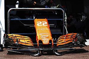 Stop/Go Livefeed Button már a McLaren volánja mögött