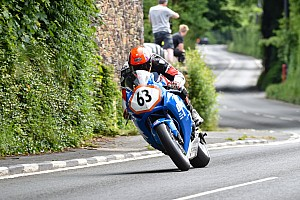 Road racing Breaking news Dutch rider Van den Hoek killed in TT crash