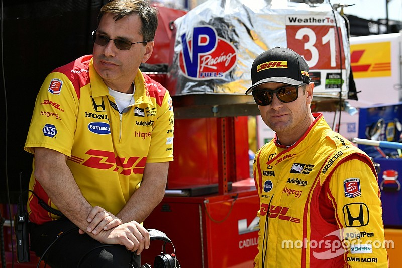 Gosselin ends Alonso-McLaren rumors, happy to stay at Andretti