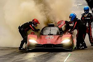 IMSA Важливі новини В Mazda вивчили уроки, якими стали сходи у Дайтоні