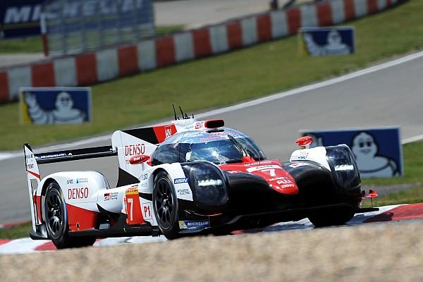 Nurburgring, Libere 3: Lopez guida la doppietta Toyota