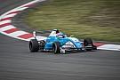 Formule Renault Max Defourny le plus rapide des essais au Nürburgring