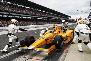 Formula 1 Breaking news Alonso ingin McLaren F1 pakai warna oranye IndyCar