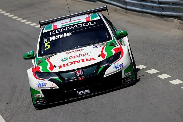 WTCC Репортаж з гонки WTCC в Аргентині: Міхеліс виграв головну гонку