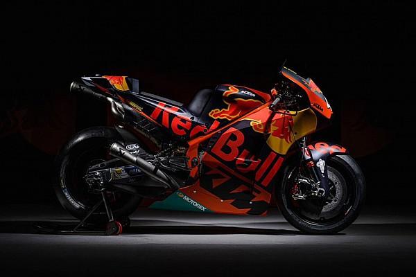 MotoGP KTM launches its 2017 MotoGP bike