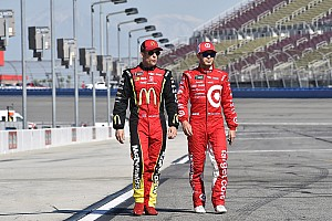 NASCAR Cup Interview What's behind Ganassi's surge in performance?