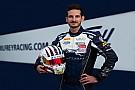 BES Alex Fontana fährt beim Finale für Emil Frey Racing