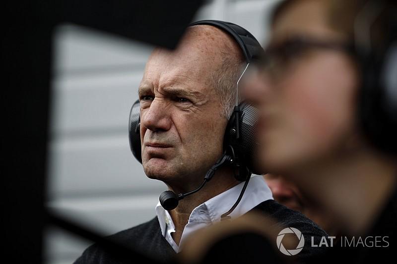 L'Equipe: Ньюи оставит пост технического руководителя Red Bull Racing