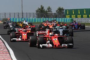 F1 Noticias de última hora La F1 podría estandarizar algunas partes para controlar el gasto, según Carey