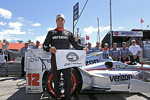 IndyCar Reporte de calificación Power con la pole y Esteban en 12°
