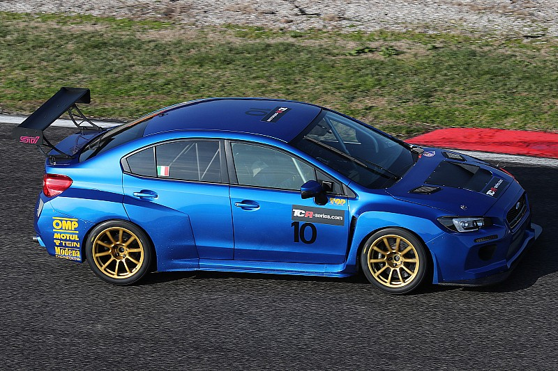 La Subaru TCR di Top Run torna in azione ad Imola con Rangoni: