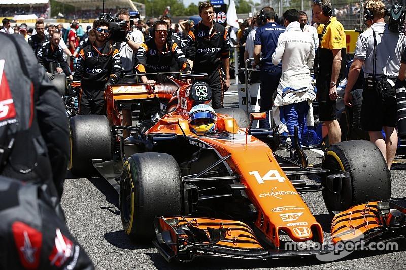 Alonso retrouve son pain quotidien et les difficultés qui vont avec
