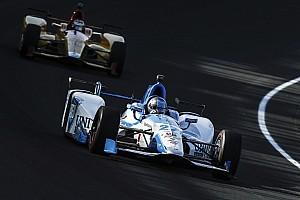 IndyCar Репортаж з практики Indy 500: Марко Андретті очолив першу практику, Алонсо – 19-й