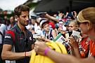 Grosjean cree que Haas podía presionar a los Red Bull