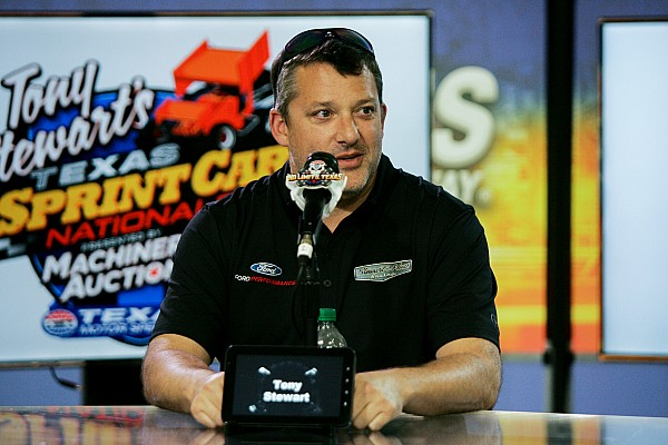 Could Tony Stewart compete in a NASCAR race again in 2018?