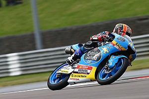 Moto3 速報ニュース 【Moto3】ドイツ予選:前戦勝者のカネットがポールポジション奪取