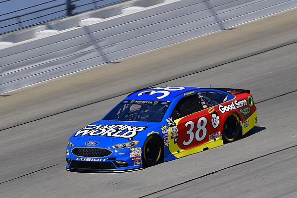 David Ragan believes he and FRM are ready to