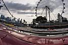 Singapore: piove a dirotto, ma la gara sarà asciutta