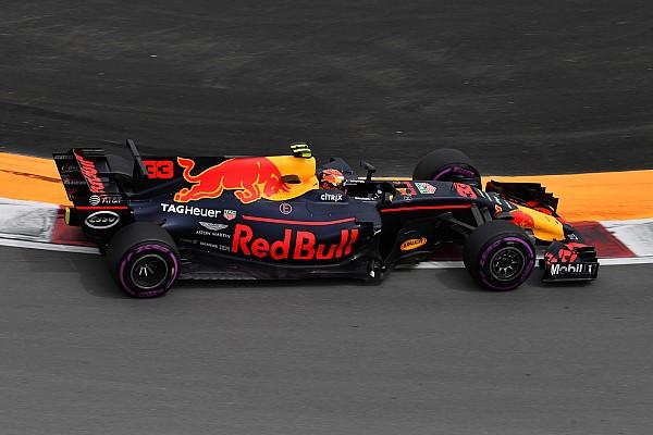 Formel 1 Trainingsbericht Formel 1 2017 in Baku: Bestzeit für Verstappen, Crash von Perez