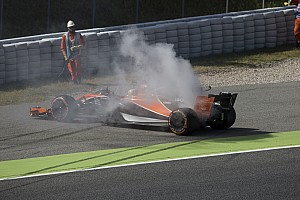 McLaren, Alonso'nun motor sorununa inanamamış