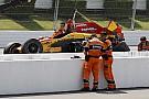 IndyCar Nach 320-km/h-Crash: IndyCar-Fahrer erhält Startfreigabe