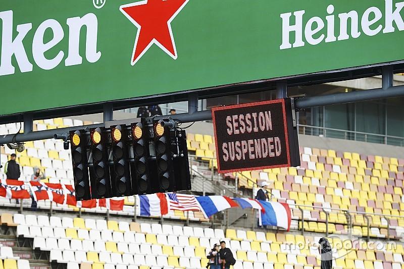 Le Grand Prix de Chine avancé à samedi?